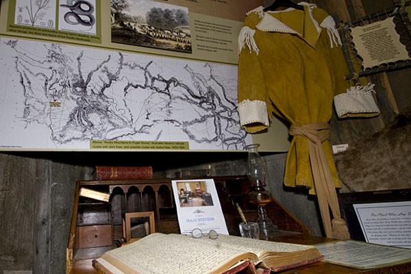 isaac stevens exhibit