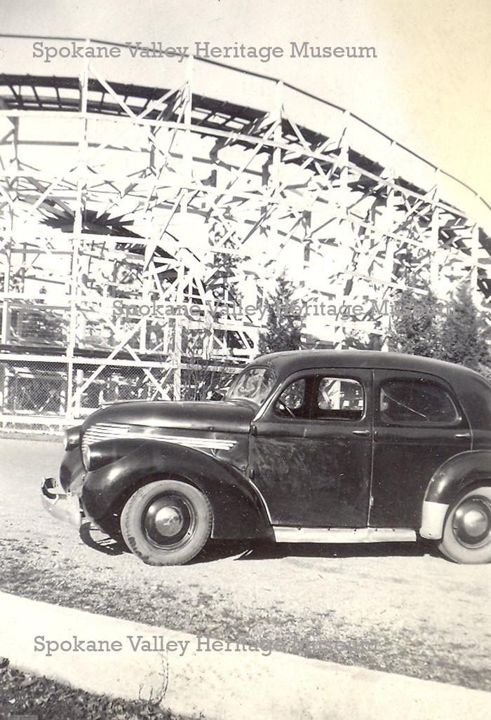roller coaster spokane