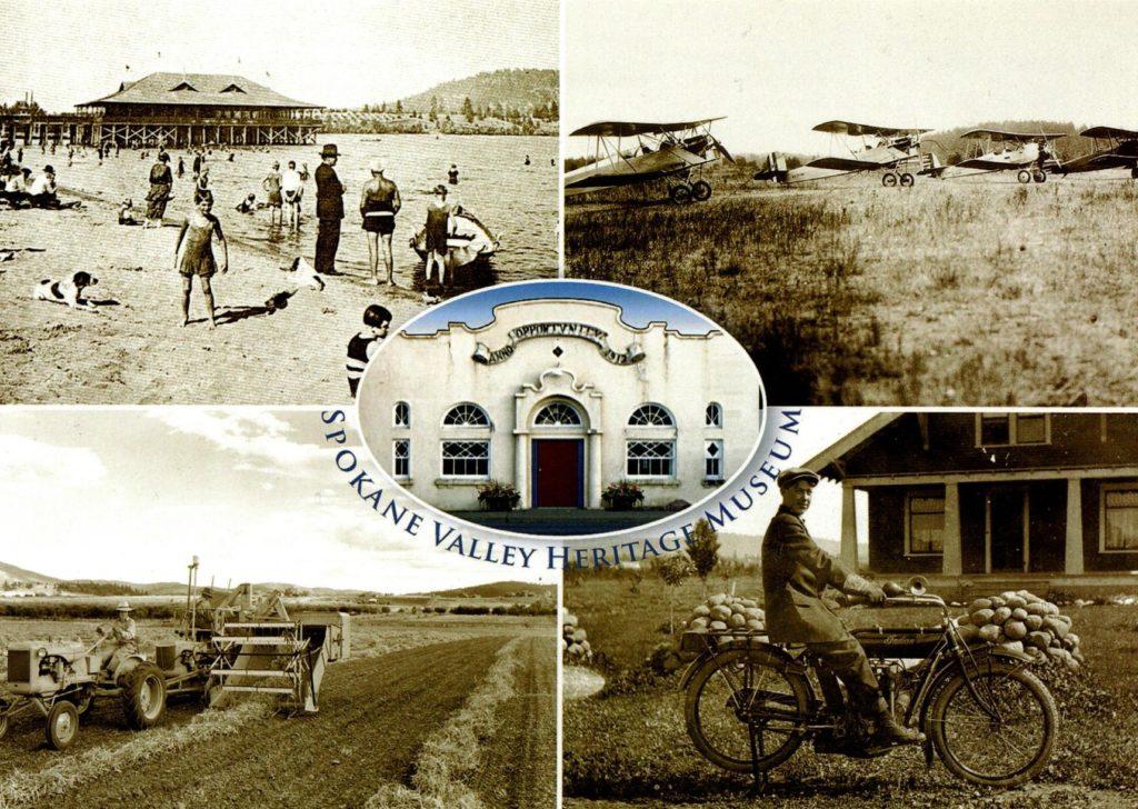 Spokane Valley Heritage Museum photo.