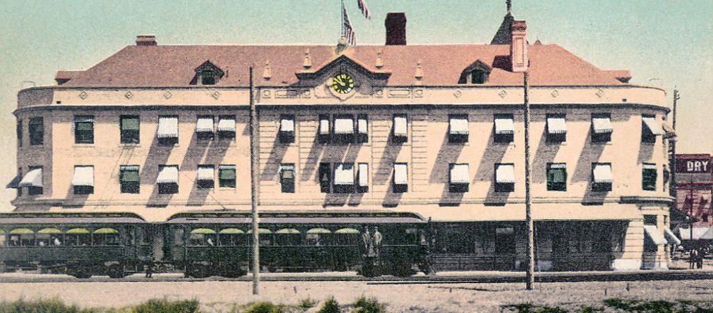 Spokane Electric Terminal