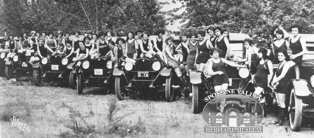 Liberty Lake Park 1922