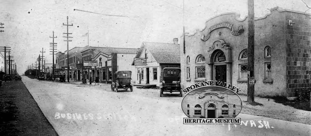Opportunity Business District 1915