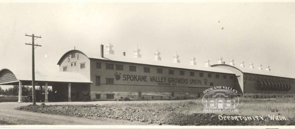 Spokane Valley Growers Union Building